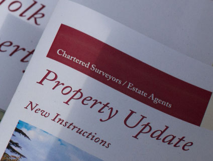Property Update Wickham Market, Suffolk