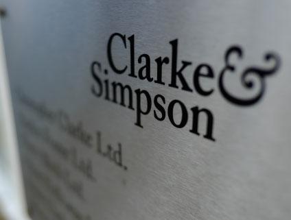 Clarke & Simpson Framlingham, Suffolk